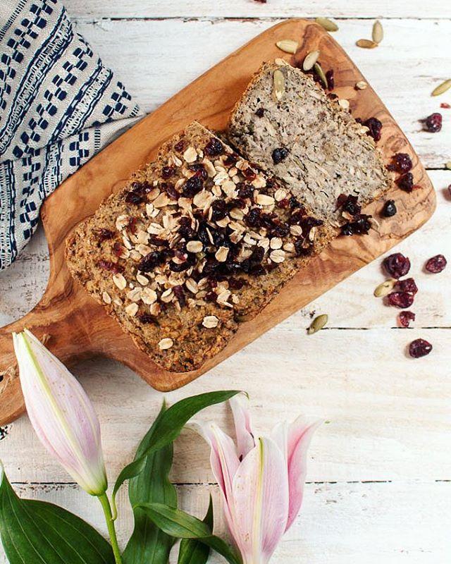 Gluten free seed bread