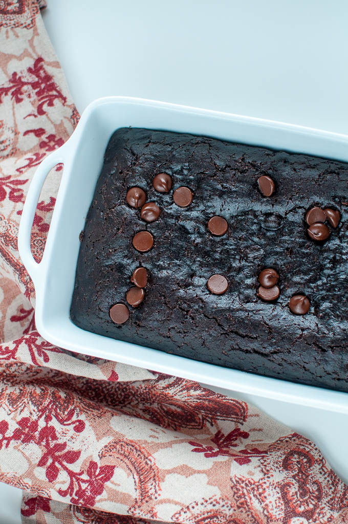 Avocado Vegan Brownies