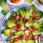summer gem lettuce salad