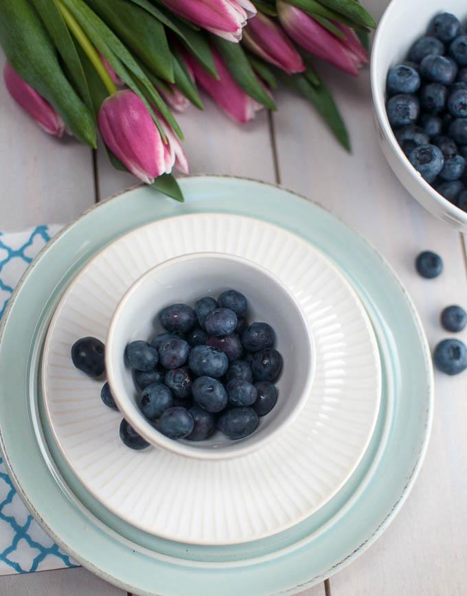 Blissful Blueberries