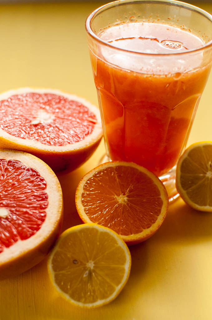 Spicy Citrus Blast