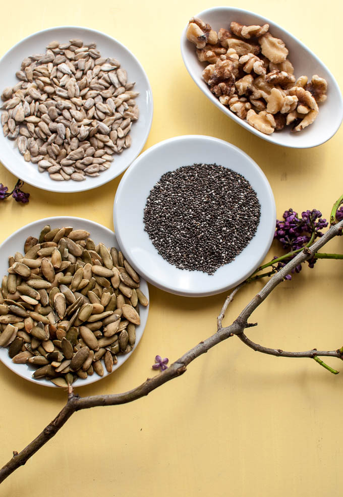 Protein Seed Mix