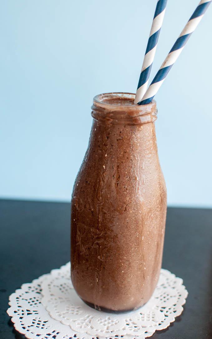 carob smoothie (7)