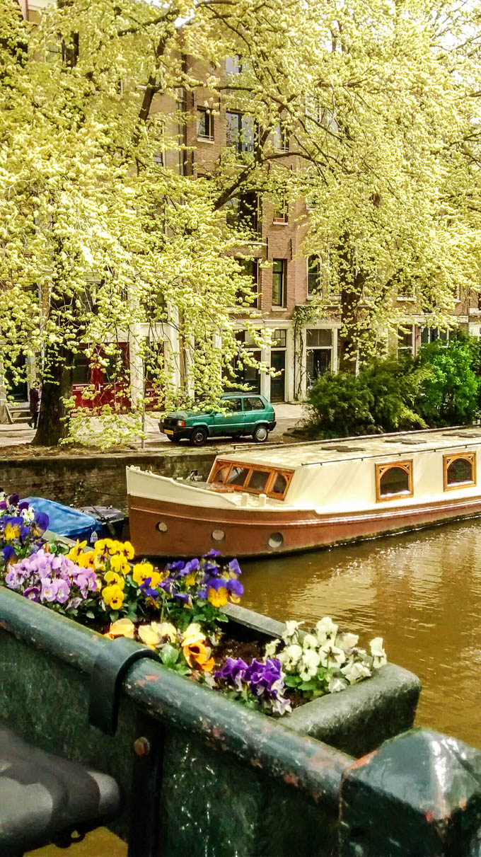 Canals Amsterdam