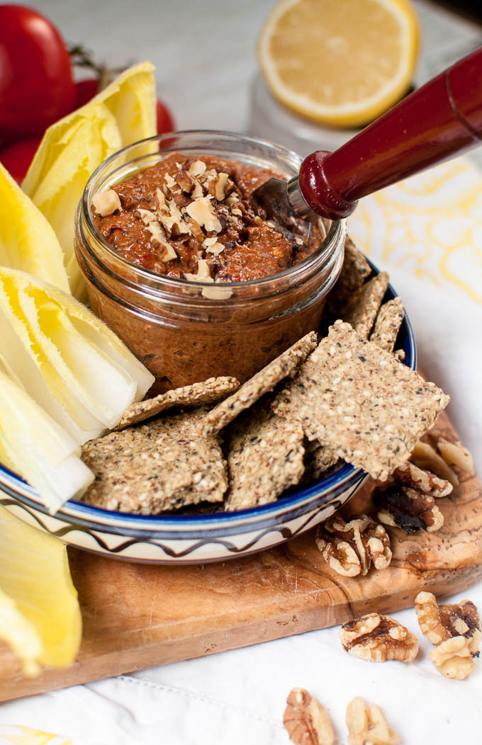 gluten free crackers vegan