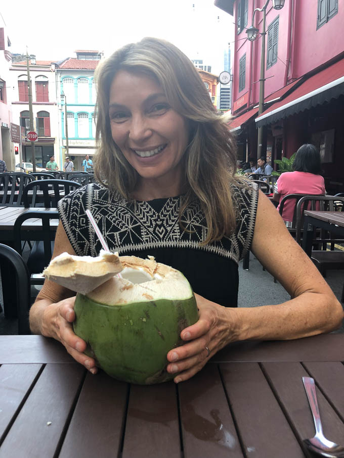 coconut water singapore
