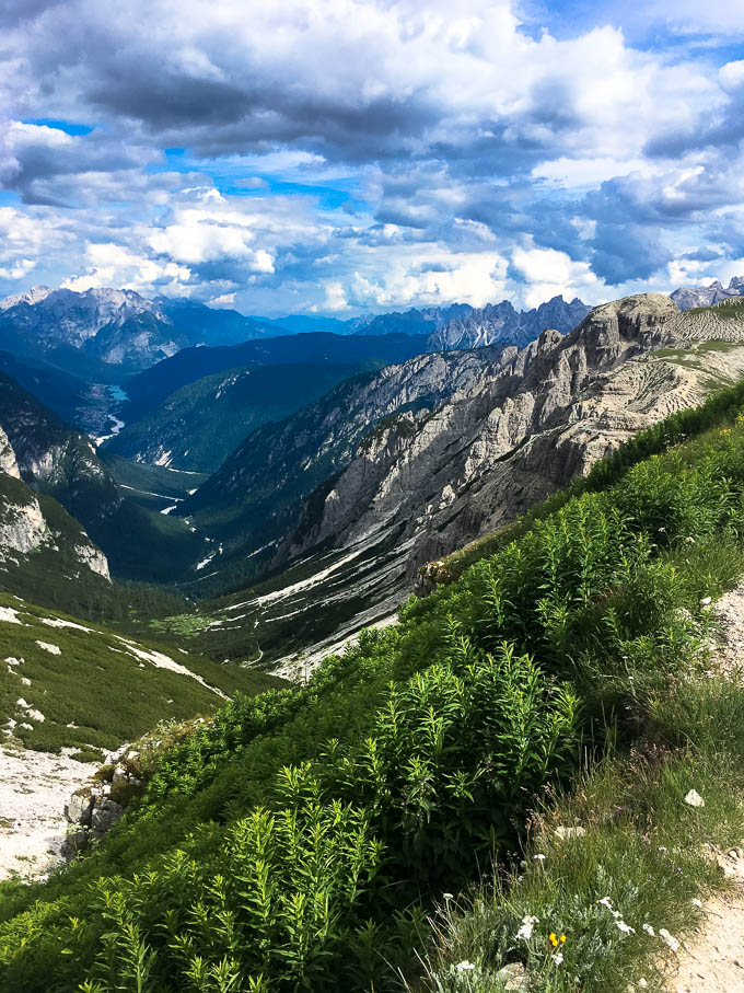 Hiking the Dolomites with REI