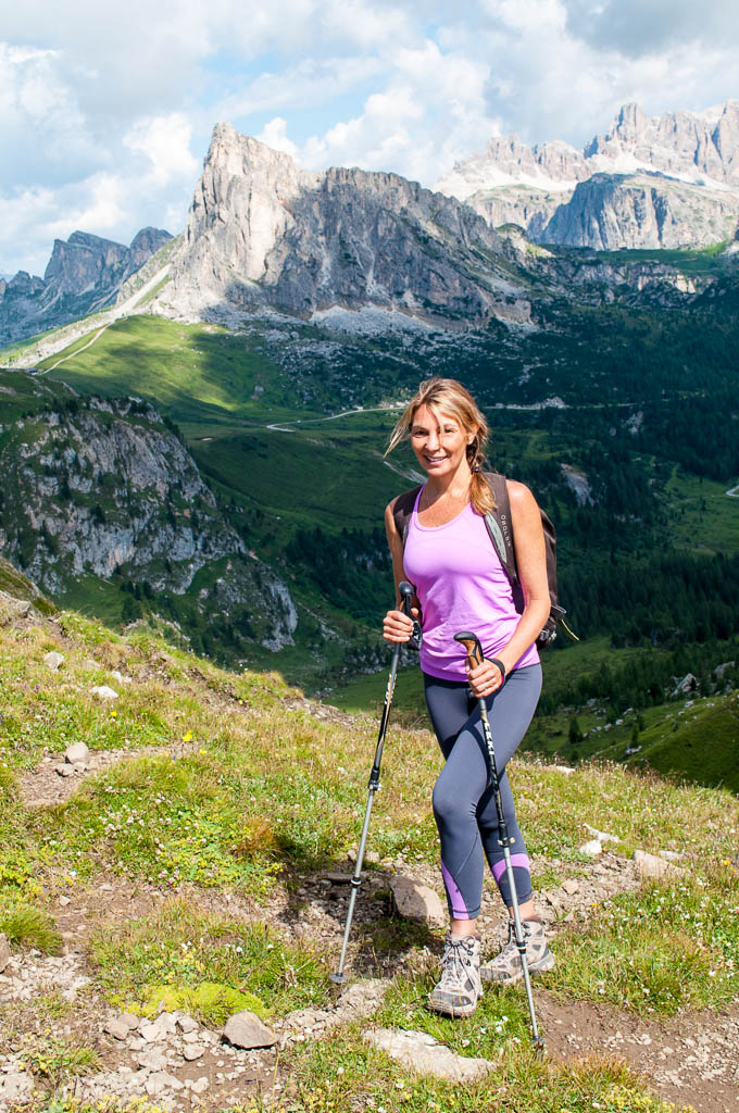 Hiking the Italian Dolomites