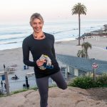 Encinitas Half Marathon warm up 2019