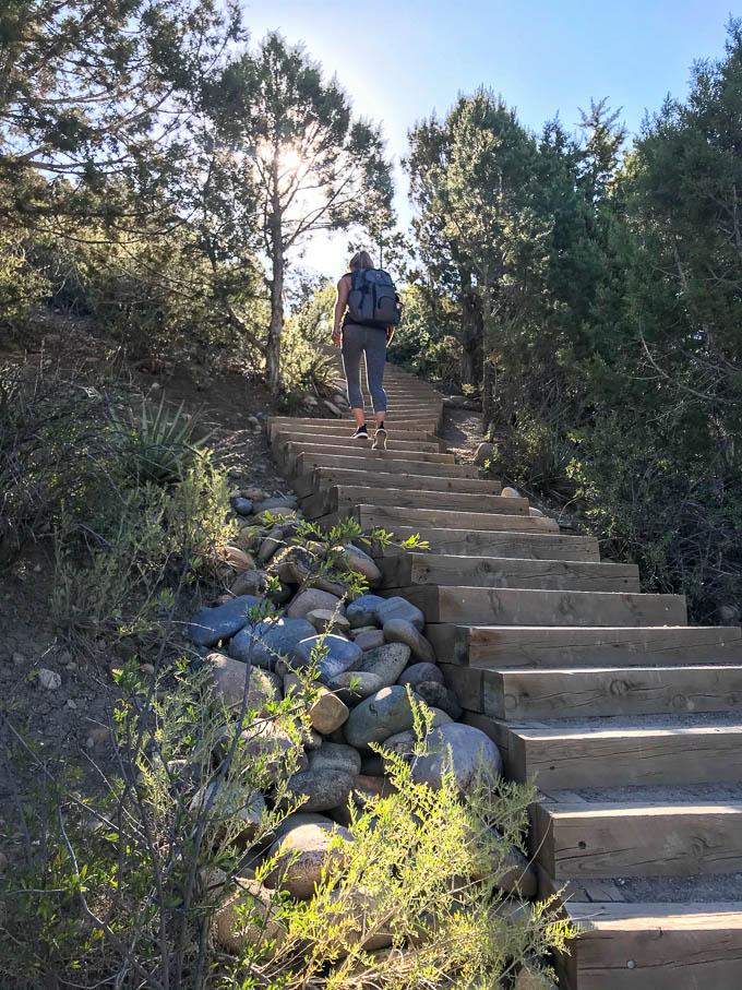 sky steps durango