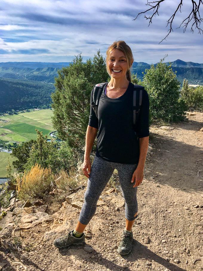 Animas mountain trail